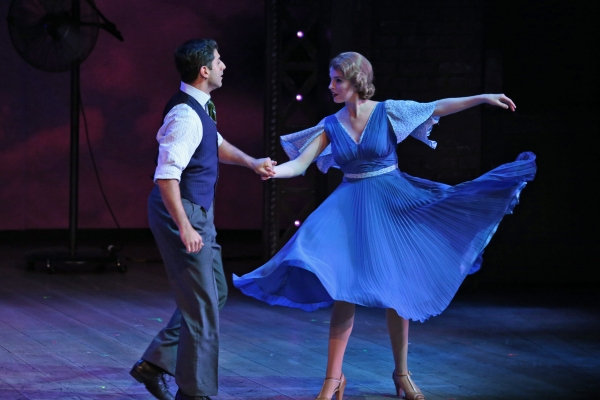 Photo Flash: Tony Yazbeck, Melissa van der Schyff and More in Drury Lane's SINGIN' IN THE RAIN!