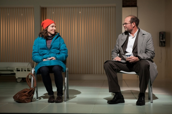 Photo Flash: First Look at Chris Bauer, Da'Vine Joy Randolph and More in Atlantic Theater's WHAT RHYMES WITH AMERICA