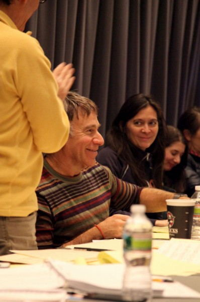 BWW Blog: Molly Tynes of A.R.T.'s PIPPIN - Sitzprobe!