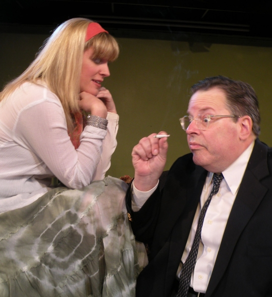 Photo Flash: First Look at Theatre Southwest's LAST OF THE RED HOT LOVERS