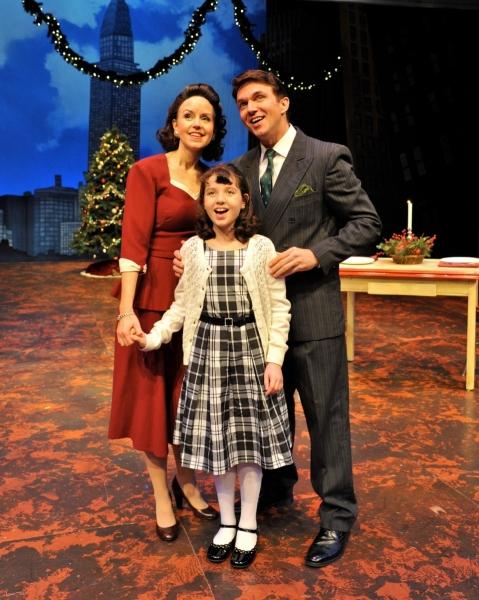Garret Long (Doris), Zoe Fernanda (Susan) and Sean Hayden (Fred)