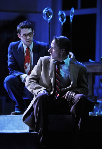 Photo Flash: First Look at PlayMakers' IT'S A WONDERFUL LIFE: A LIVE RADIO PlAY