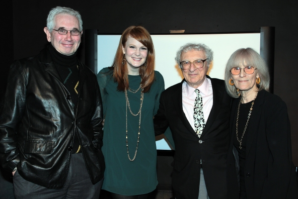 David Finkle, Kate Baldwin, Sheldon Harnick