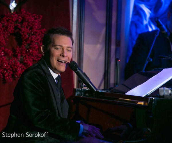 Photo Coverage: More from Michael Feinstein's A GERSHWIN HOLIDAY at Feinstein's