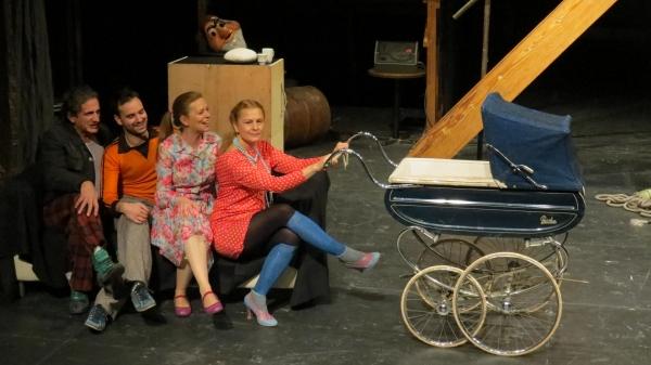 Photo Flash: First Look at Serbian National Theatre's THE DOLL SHIP at La MaMa
