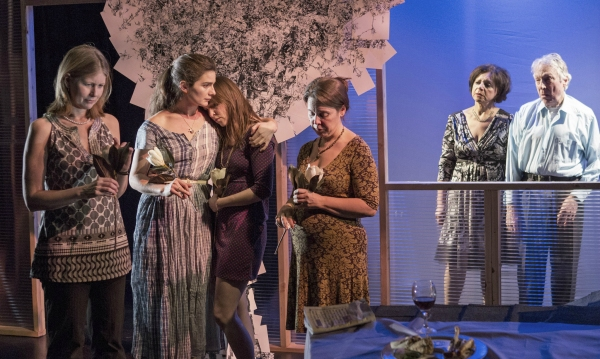 Photo Flash: First Look at Jennifer Maisel's THE LAST SEDER at Theater Three