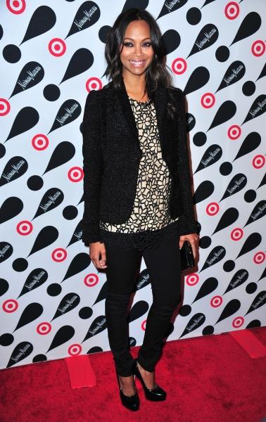 Fashion Photo of the Day 12/1/12 - Zoe Saldana