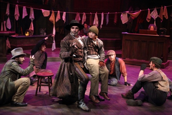 Photo Flash: First Look at Human Race Theatre's OLIVER!