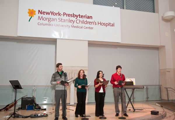 Photo Flash: Desi Oakley and More in LIGHT UP THE NIGHT at Morgan Stanley Children's Hospital