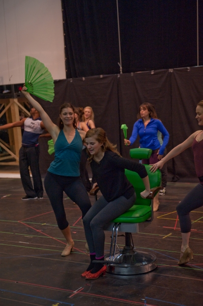 Photo Coverage: Sneak Peek at Toronto's All-Canadian WIZARD OF OZ