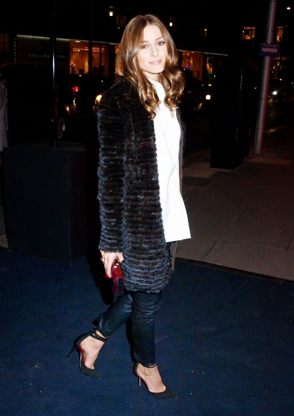 Fashion Photo of the Day 12/2/12 - Olivia Palermo