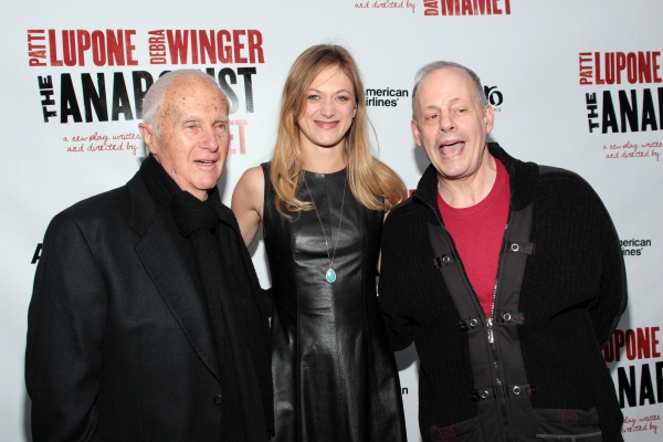 Jerry Frankel, Marin Ireland, Jeffrey Richards