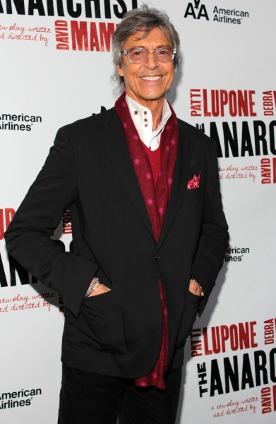 Photo Coverage: THE ANARCHIST on Broadway - Opening Night Red Carpet!