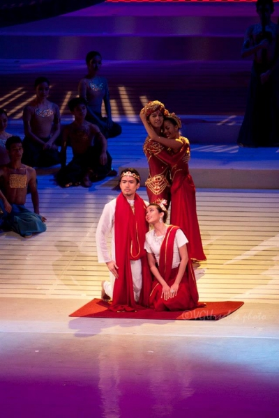Photo Flash: Ballet Philippines' RAMA HARI Production Shots
