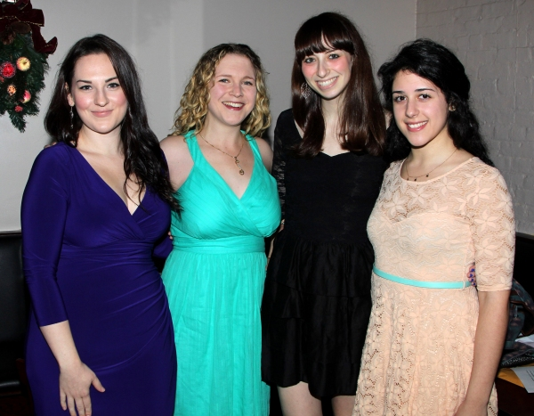Erin Elizabeth Eichhorn, Sarah Amandes, Emily Nash & Stephanie Windland