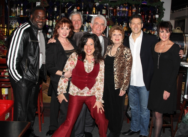 Photo Flash: Phillip Boykin, Wayne Alan Wilcox, and More at BROADWAY AT THE MET ROOM