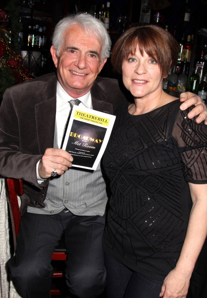 Richard Kline & wife Beverley
