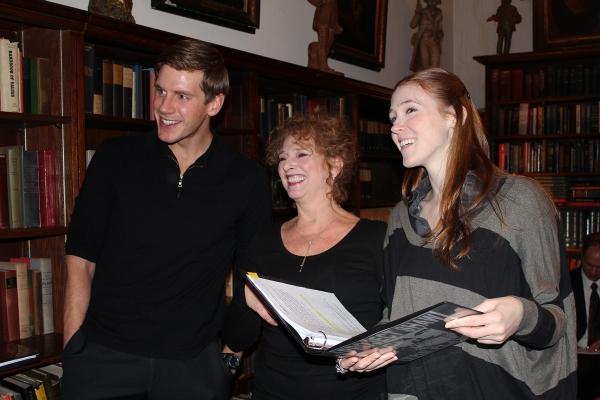 Zachary Spicer, Robin Leslie Brown, Emily Taplin Boyd