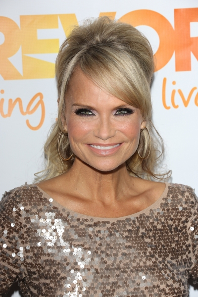 Photo Flash: Kristin Chenoweth, Andrew Rannells, Laura Benanti and More at Trevor Live!