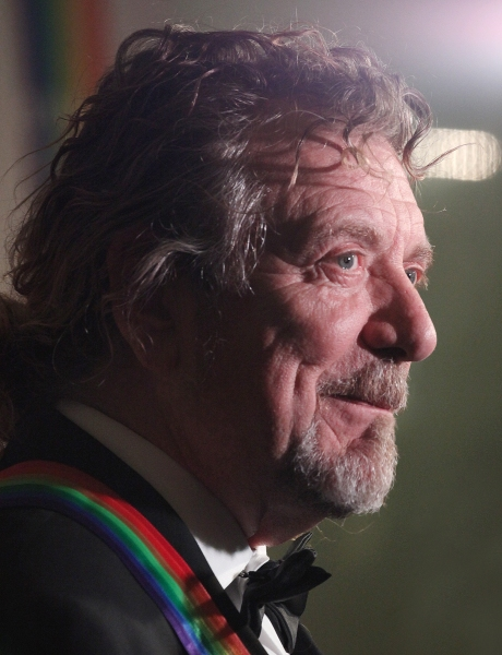 Robert Plant (Led Zepplin)  Photo