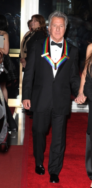 Dustin Hoffman at Inside the 35th Kennedy Center Honors - The Honorees!