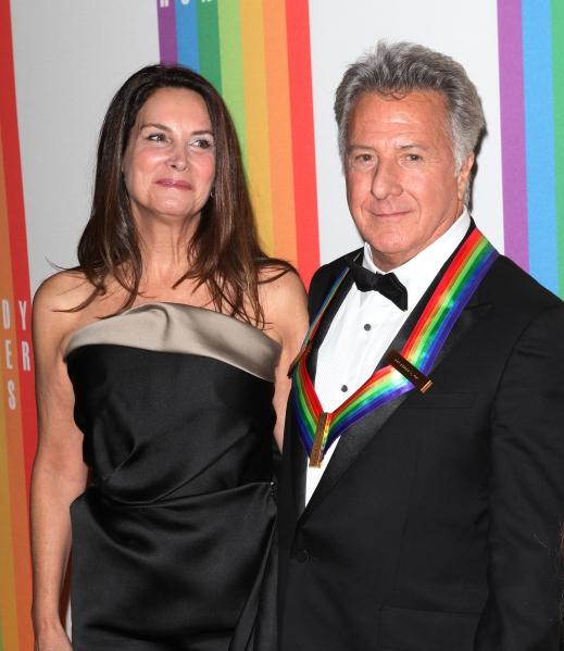 Lisa Gottsegen & Dustin Hoffman