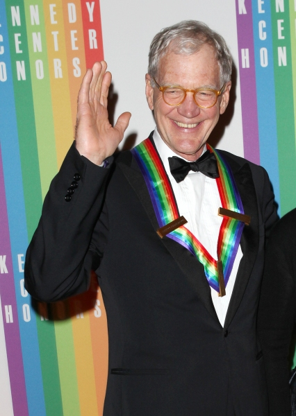 Photo Coverage: Inside the 35th Kennedy Center Honors - The Honorees!