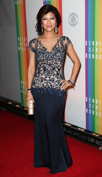 Julie Chen  at Inside the 35th Kennedy Center Honors - The Women