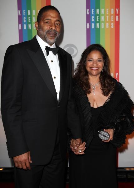 Norm Nixon & Debbie Allen