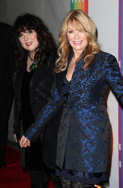 Ann Wilson & Nancy Wilson (HEART)