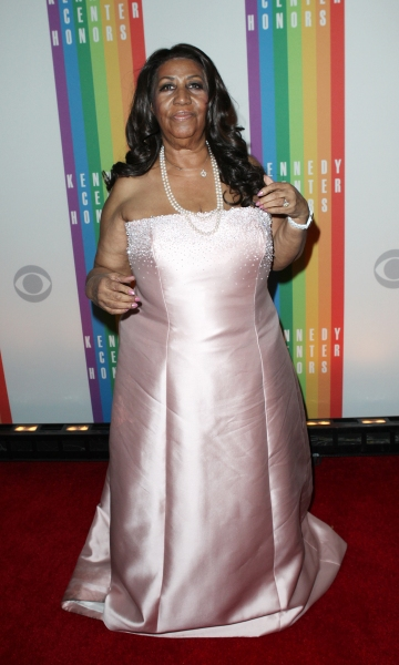Aretha Franklin  at Inside the 35th Kennedy Center Honors - The Women