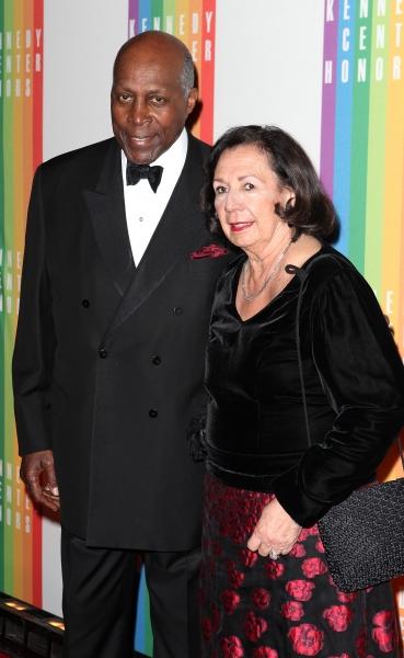 Vernon Jordan & wife