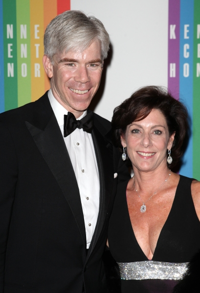 David Gregory & wife