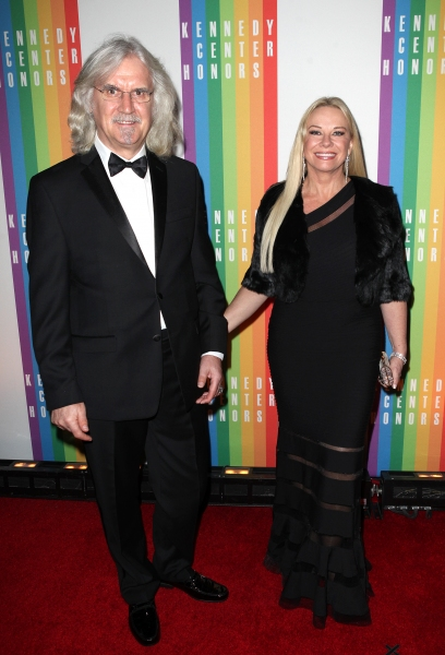 Billy Connolly & wife Pamela Stephenson Connolly