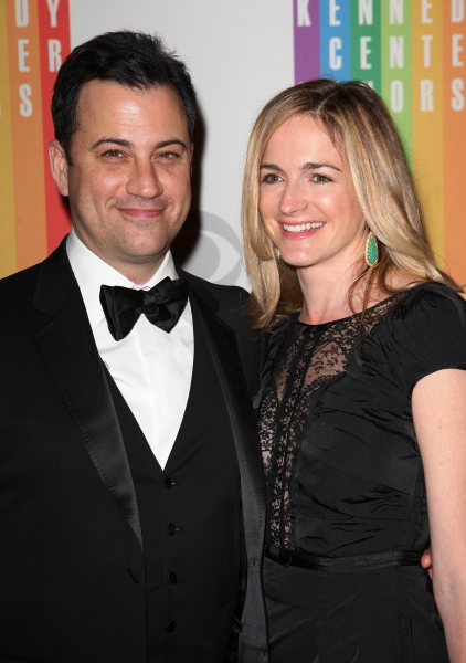 Jimmy Kimmel & Molly McNearney