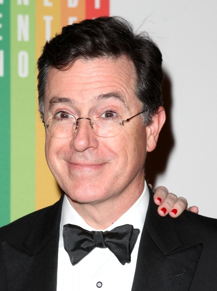 Stephen Colbert  at  Inside the 35th Kennedy Center Honors - The Men