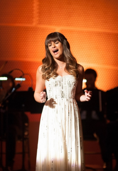 Photo Flash: First Look at GLEE's 'Swan Song' Episode!