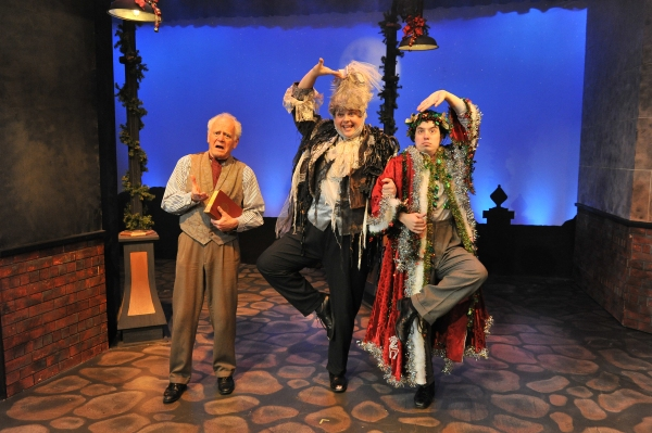 Photo Flash: Sierra Rep's EVERY CHRISTMAS STORY EVER TOLD AND THEN SOME