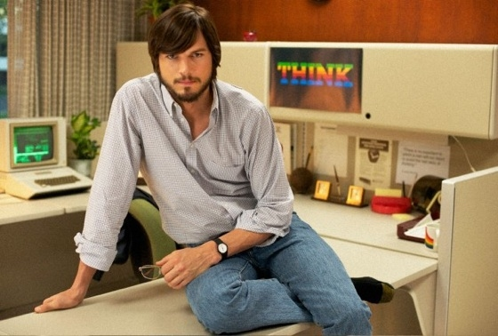 Photo Flash: Ashton Kutcher as Steve Jobs in jOBS