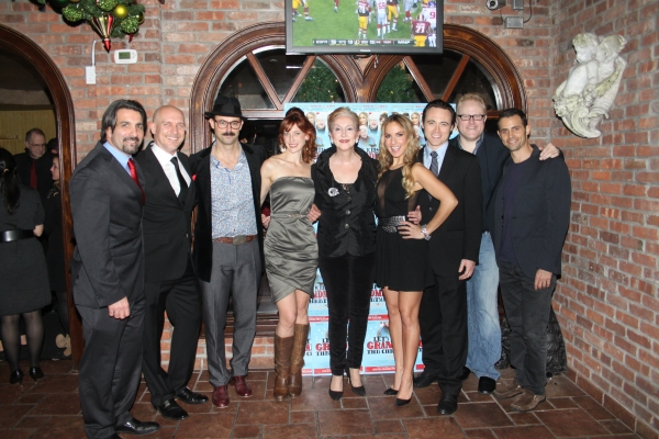 Photo Coverage: Inside Opening Night of LET'S KILL GRANDMA FOR CHRISTMAS