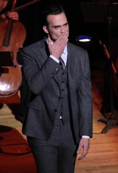 Photo Coverage: Cheyenne Jackson, Julia Murney and More Perform at BROADWAY UNPLUGGED!