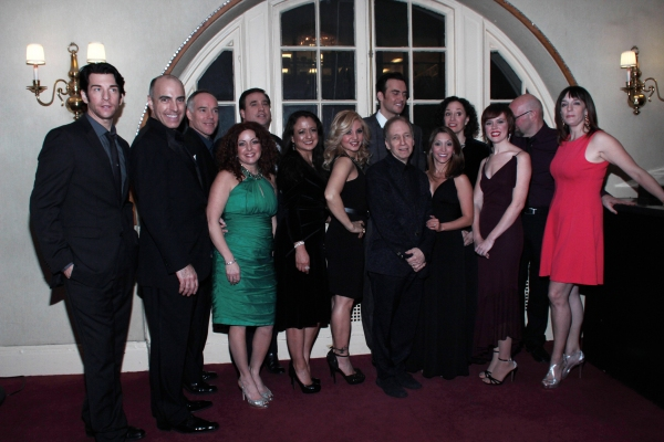 Andy Karl, William Michals, Michael WInther, Kelli Rabke, Bill Daugherty, Natalie Toro, Orfeh, Cheyenne Jackson, Scott Siegel, Christina Bianco, Barbara Walsh, Carole J. Bufford, Scott Coulter, Julia Murney
