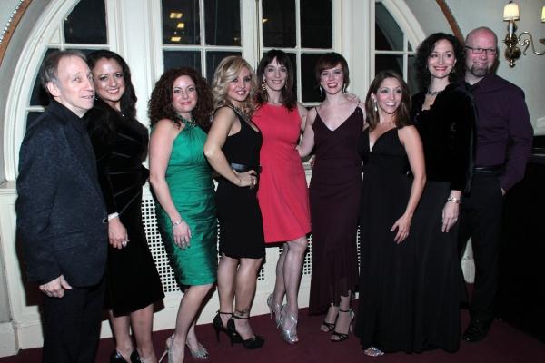 Scott Siegel, Natalie Toro, Kelli Rabke, Orfeh, Julia Murney, Carole J. Bufford, Christina Bianco, Barbara Walsh, Scott Coulter