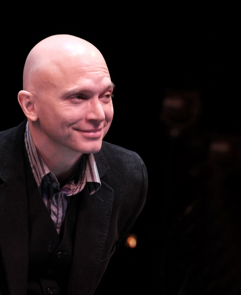 Michael Cerveris at Inside the ASSASSINS Reunion Benefit- Neil Patrick Harris, Michael Cerveris, Marc Kudisch & More!