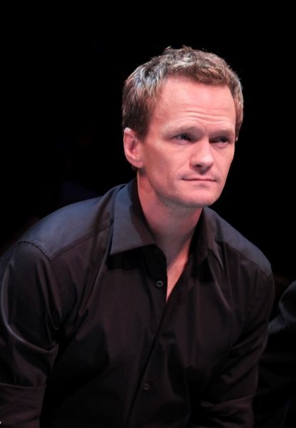 Neil Patrick Harris at Inside the ASSASSINS Reunion Benefit- Neil Patrick Harris, Michael Cerveris, Marc Kudisch & More!