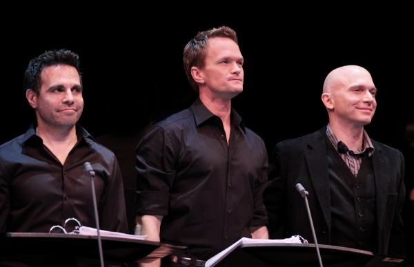 3 at Inside the ASSASSINS Reunion Benefit- Neil Patrick Harris, Michael Cerveris, Marc Kudisch & More!