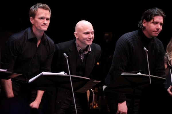 Neil Patrick Harris & Michael Cerveris & James Barbour at Inside the ASSASSINS Reunion Benefit- Neil Patrick Harris, Michael Cerveris, Marc Kudisch & More!