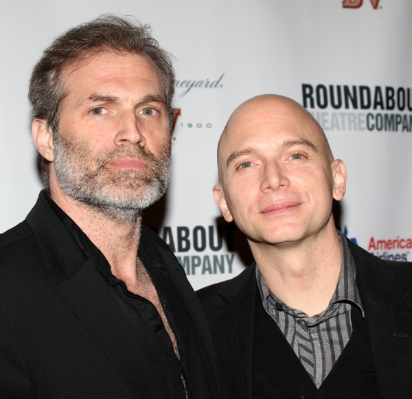 Photo Coverage: Inside the ASSASSINS Reunion Benefit- Neil Patrick Harris, Michael Cerveris, Marc Kudisch & More!