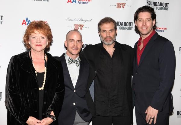 Becky Ann Baker, Jeffrey Kuhn, Marc Kudisch & James Barbour