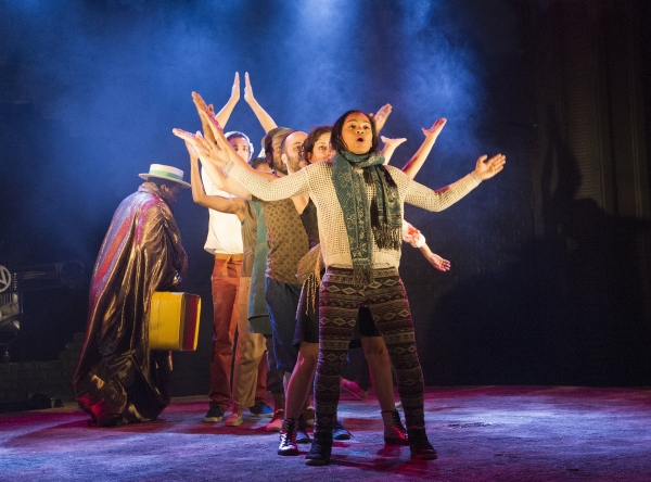 Photo Flash: First Look at Zimmerman's THE ARABIAN NIGHTS at Tricycle Theatre